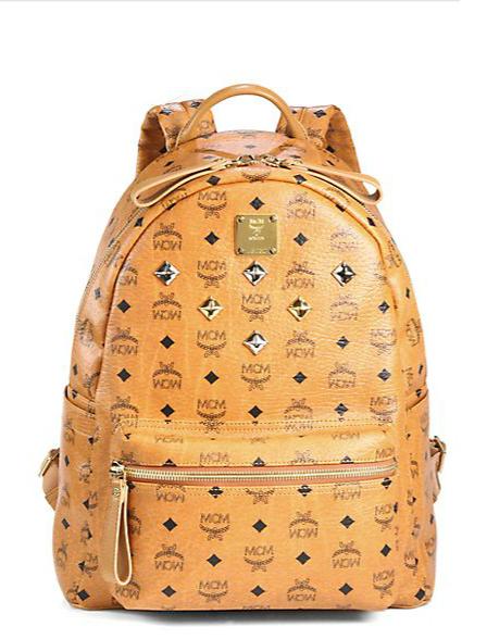 Mcm Designer rank and style best designer leather backpack