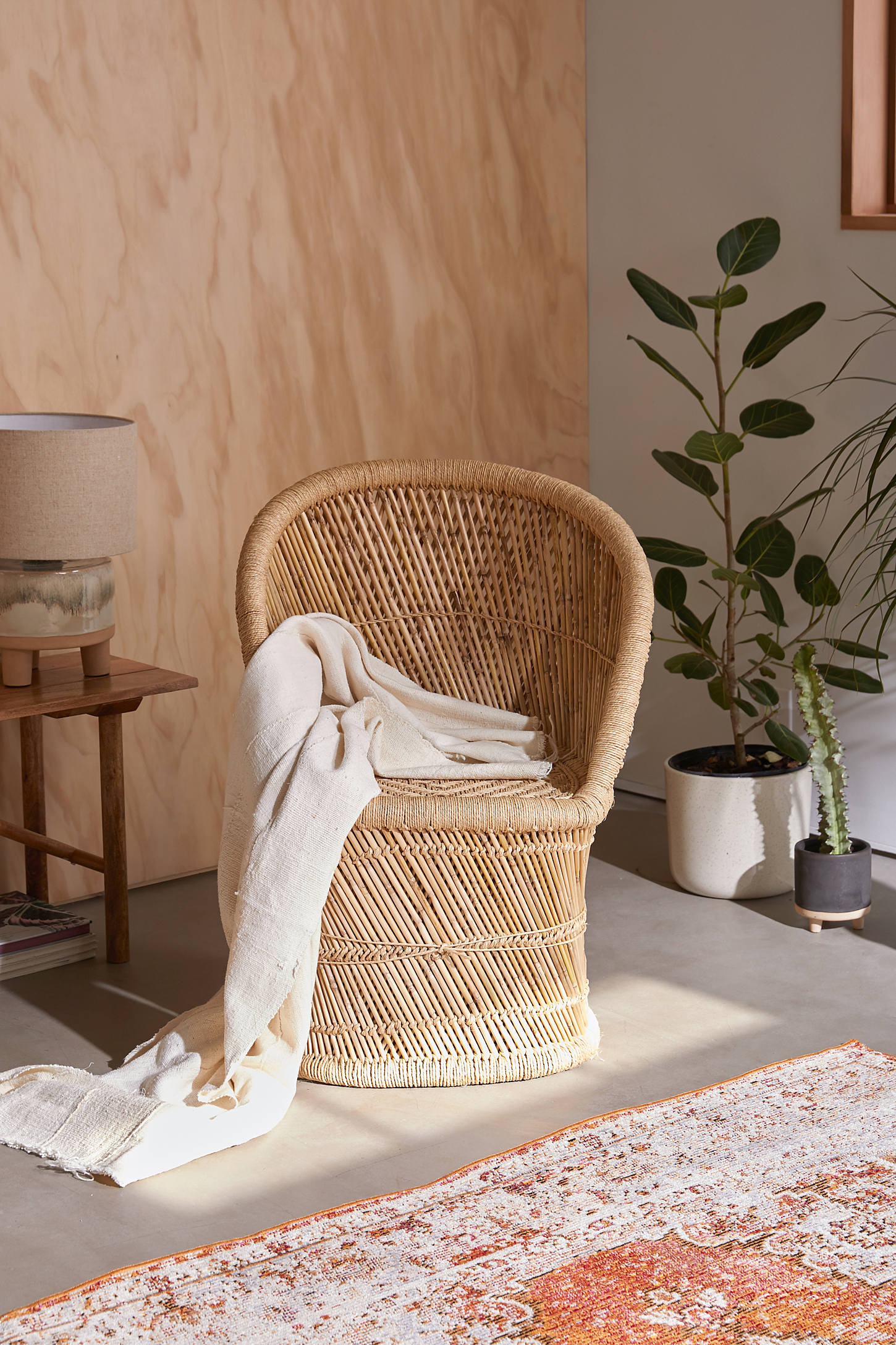 Excellent Willow Wicker Chair Lamtechconsult Wood Chair Design Ideas Lamtechconsultcom