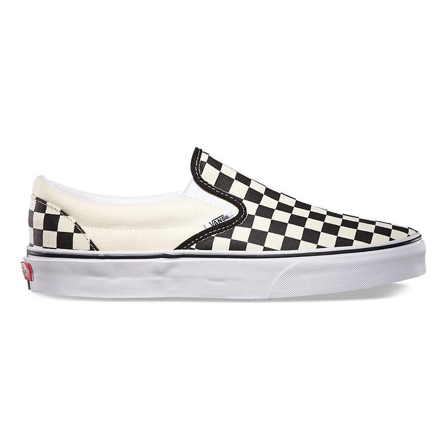 Checkerboard Slip On