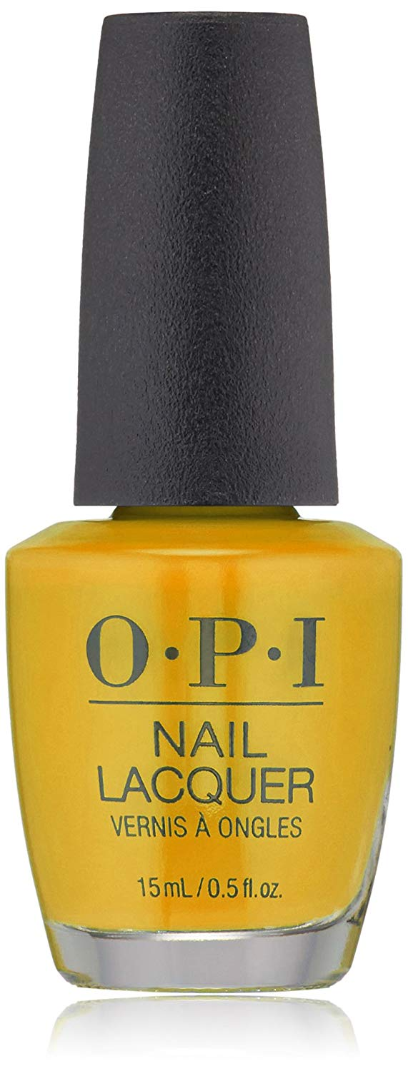 OPI Nail Lacquer in Sun Sea and Sand In My Pants