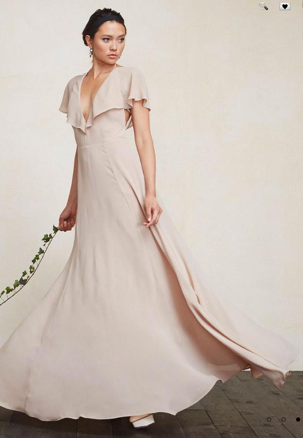 b5547e7e7404 Reformation Summer Wedding Dress Collection