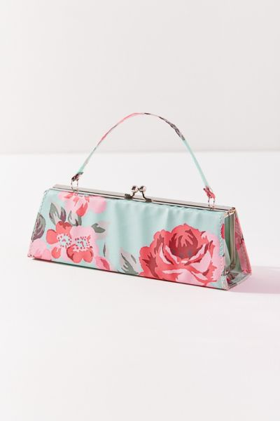 Laura Ashley Kiss Lock Bag