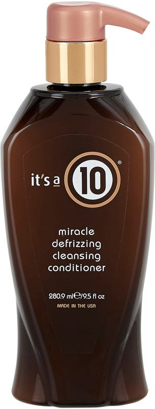 Miracle Defrizzing Cleansing Conditioner
