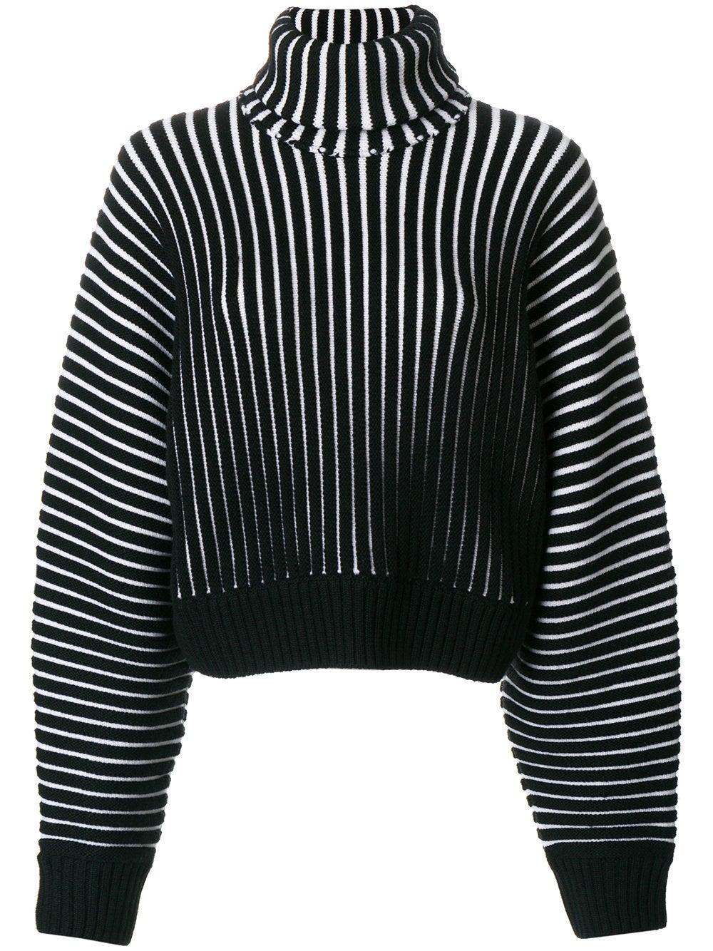e03d79b24f Zara + Color Block Cable Knit Sweater