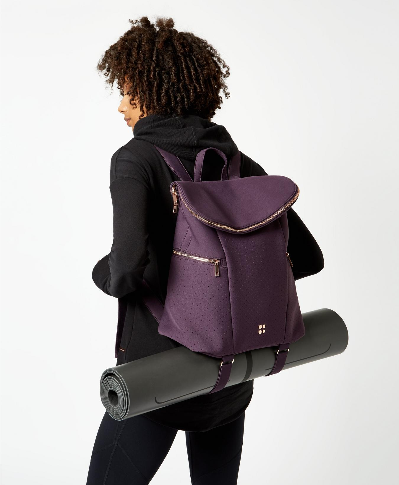 3db9d40dc3 Clyde + Leather Backpack