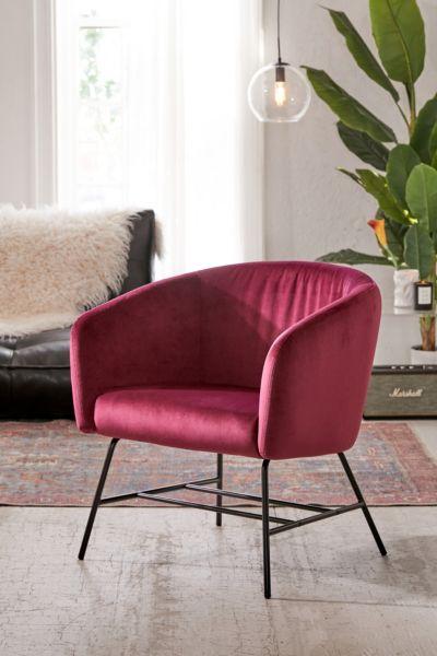 Fabulous Charlie Velvet Arm Chair Cjindustries Chair Design For Home Cjindustriesco