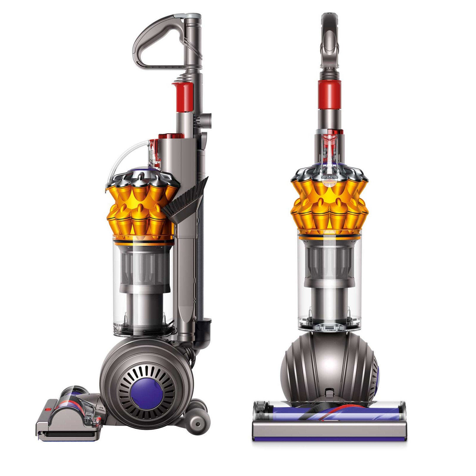 отзывы dyson small ball multifloor