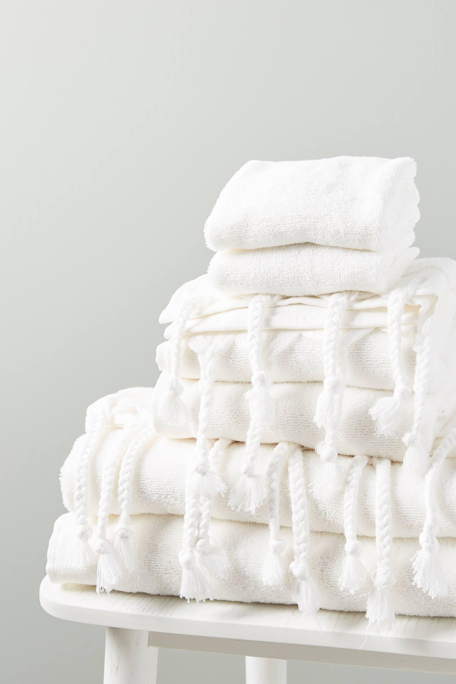 Anthropologie Barley Towels Set Of 6
