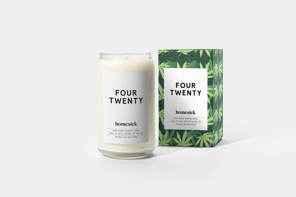 Weed Candles To Buy For A Cannabis-Scented Home On 420