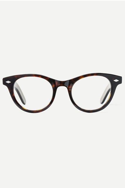 Weird Glasses Transparent 9