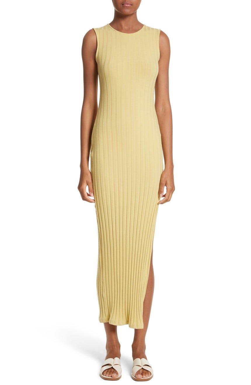 Tali dress - Yellow & Orange Simon Miller Outlet With Paypal hlX3w