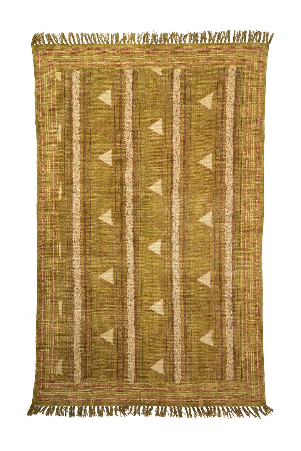 Bohemain Rugs For Affordable Vintage Looking Decor