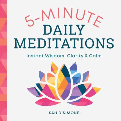 5-Minute Daily Meditations